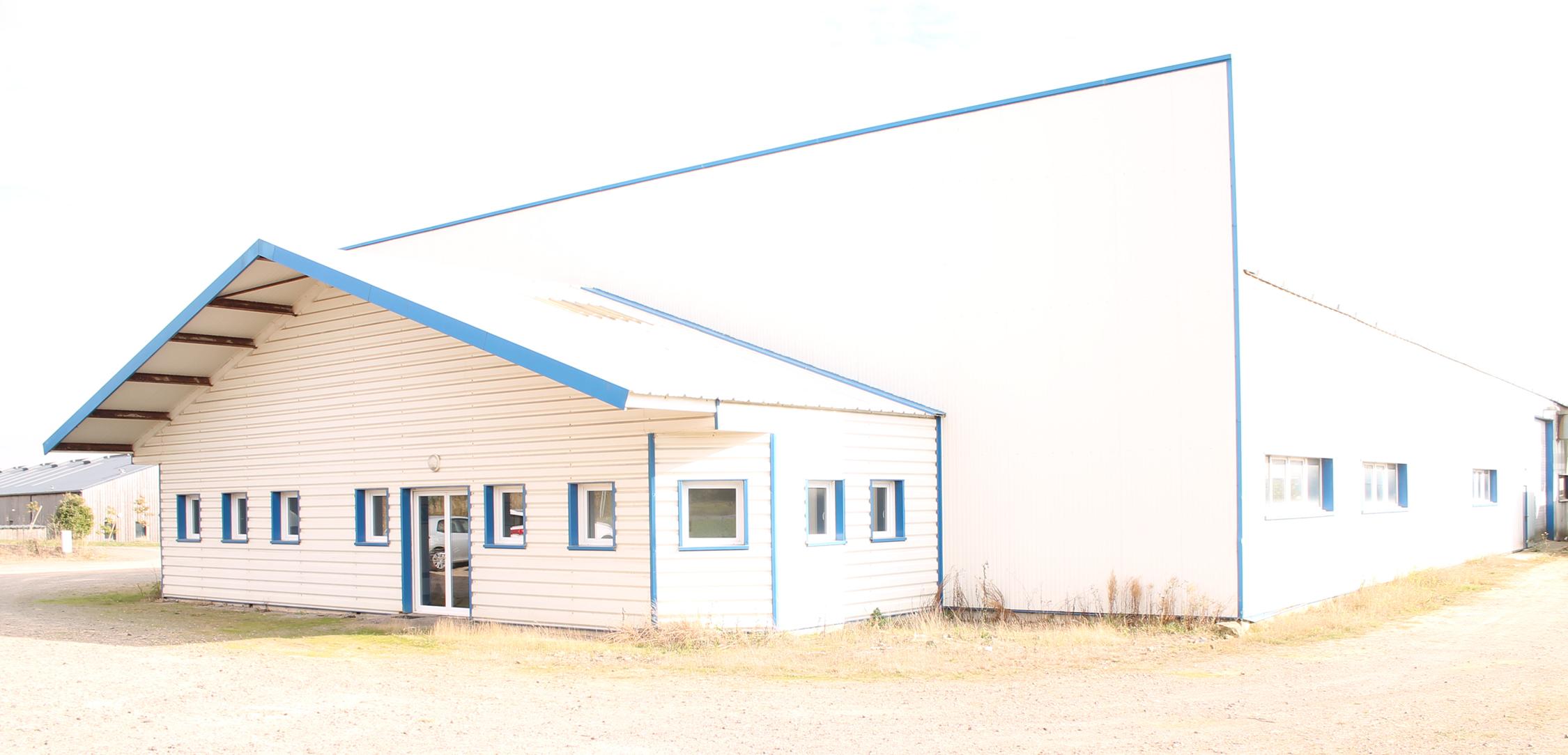 Site de production Qualistyle à Brétignolles sur Mer